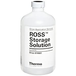 Thermo Scientific Orion Ross pH Electrode Storage Solution, 475 ml