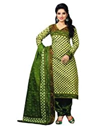 Airfashion Women's Unstiched Dress Material (SG-744_Multi_Free Size)