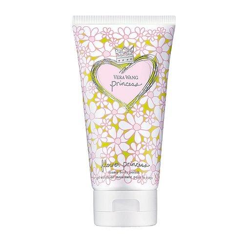 Vera Wang Flower Princess Foamy Body Polish 5 fl oz (150 ml)