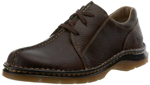 Dr. Martens Men's Zack 3 Eye Cbs Lace-Up Dark Brown 11232201 10 UK