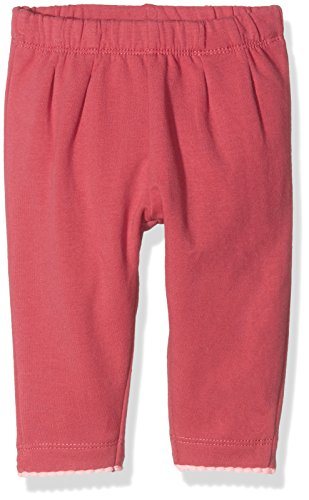 TOM TAILOR Kids Baby-Mädchen Jogginghose Peached Sweathose, Rot (Berry Red 5556), 62