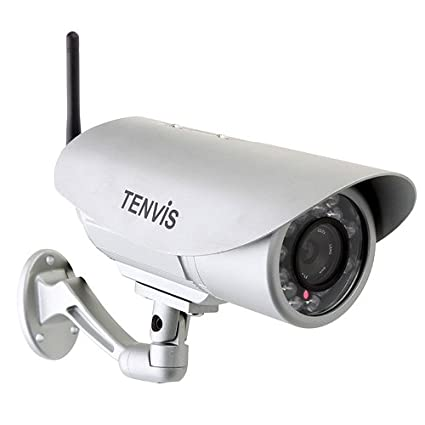 Tenvis IP391W HD Wireless Outdoor CCTV Camera