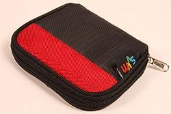 SVVM Seagate/Western Digital Hard Disk Cases, Hard Disk Covers Model: V42-Red