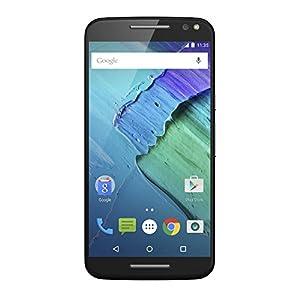 Moto X Pure Edition Unlocked Smartphone, 64 GB Black (U.S. Warranty)