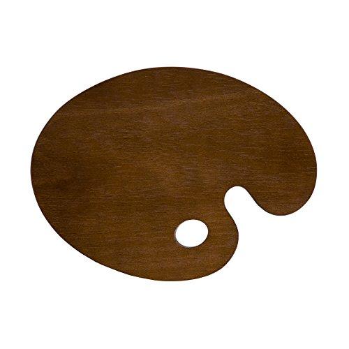 lienzos-levante-1110102002-paleta-de-pintor-ovalada-fabricada-en-madera-contrachapada-lacada-color-n