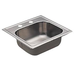 Moen 22241 Camelot Stainless Steel Sink