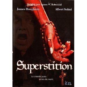 La casa di Mary / Superstition ( The Witch ) [ Origine Spagnolo, Nessuna Lingua Italiana ]