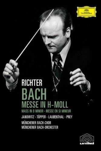 Bach: Mass In B Minor (Richter) [DVD] [2006]