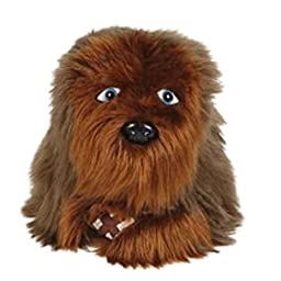 Star Wars Toddler Boys Chewbacca Slippers Sock Top Wookie House Shoes