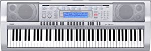 Casio WK210 76-Key Digital Keyboard Workstation (Standard)