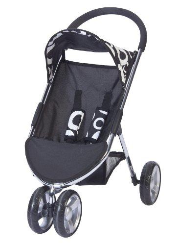 ad2bd4ccc4dd8 Valco Baby Just Like Mum Amy 3 Wheel Doll Stroller