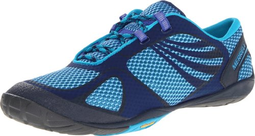 Merrell Women's Pace Glove 2 Hiking Shoe,Turquoise,8 M US