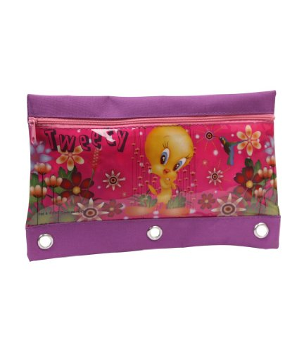 Tweety Tweety Ring Binder Pouch (Multicolor)
