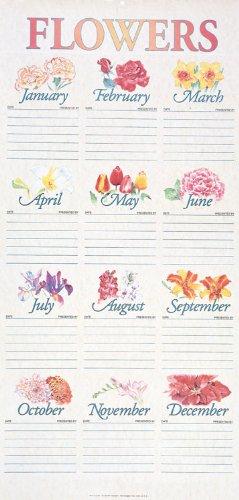 Flower Chart Tube