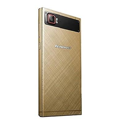 Lenovo K920 VIBE Z2 Pro Smartphone 3GB + 32GB 4G Quad Core 6.0 Inch LTPS-2K Screen - Gold