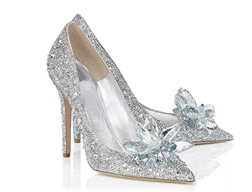 Cinderella-Movie-2015-The-Glass-Slipper-Princess-Crystal-Shoes-Adult-Size