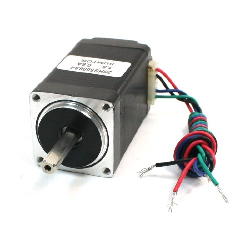 Nema11 4 Lead Cnc Router Mill Stepping Stepper Motor 50Mm 0.6A 14Oz.In