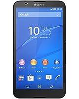 Sony E2115IT/B Xperia E4 Dual Smartphone, Dual SIM, 8 GB, Nero [Italia]