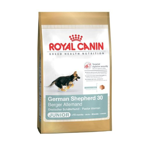 Royal Canin German Shepherd Junior 30 Dry Mix 12 kg