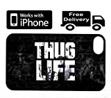 Tupac Thug Life Iphone 4/4s Case 2pac Music