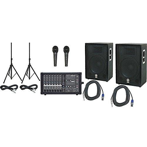 Yamaha Phonic 740 / Yamaha A15 PA Package (Preset Hi Mixer compare prices)