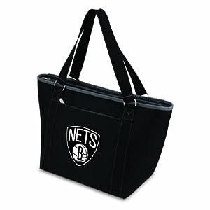 NBA Brooklyn Nets Topanga Insulated Cooler Tote by Picnic Time