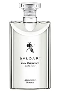 Bvlgari White Tea au the blanc Shampoo Lot of 6 ea 2.5oz Bottles. Total of 15oz.
