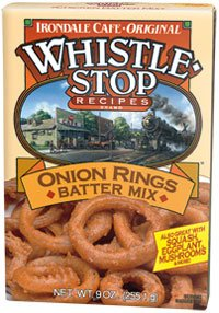 Whistle Stop Recipes Onion Ring Batter 9oz by Whistle Stop Recipes