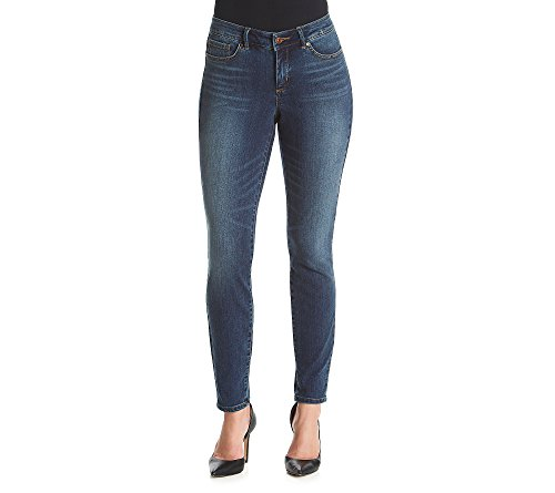 Nine West Vintage America Collection Boho Skinny Jean 0