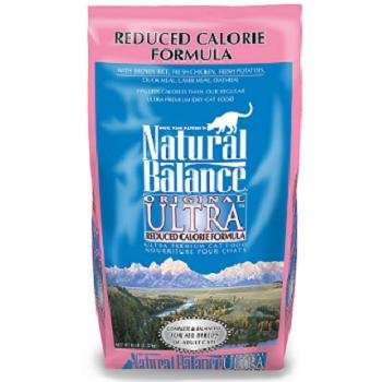 See Natural Balance Original Ultra Reduced Calorie Cat Food, 6-Pound Bag