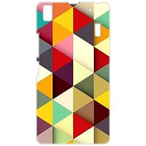 a AND b Designer Printed Mobile Back Cover / Back Case For Lenovo K3 Note / Lenovo A7000 (LEN_K3_Note_3D_802)