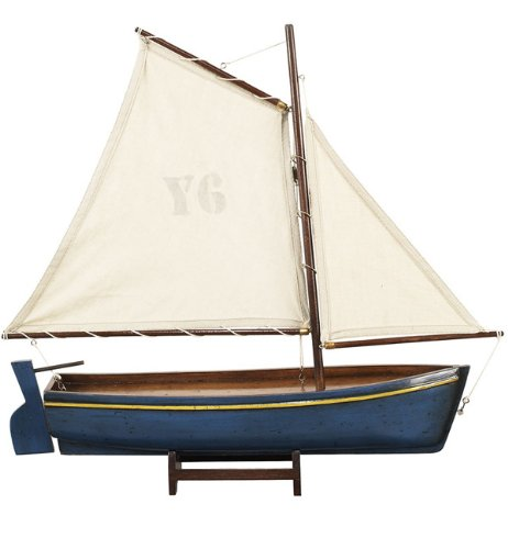 Blue Madeira Y9 Yacht Model