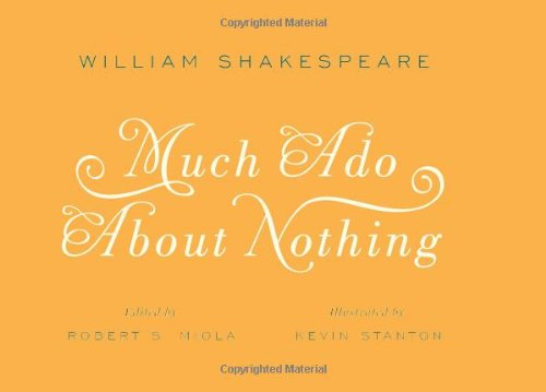 Much Ado about Nothing (Signature Shakespeare)