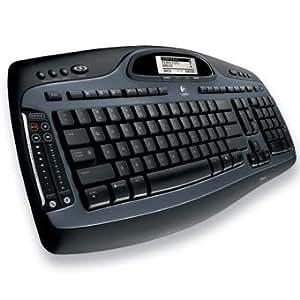 Logitech MX5000 Wireless Laser Desktop - Keyboard and Mouse