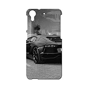 G-STAR Designer Printed Back case cover for HTC Desire 728 - G1923