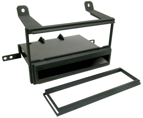 Scosche Nn1491B Installation Kit For 2005 and Up Nissan Frontier, Pathfinder and Xterra
