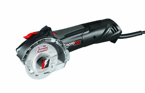 Review Of Factory-Reconditioned RotoZip RFS1000-20-RT 7 Amp 4 in. ZipSaw Cut-Off Saw