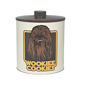 Star Wars Wookie Cookie Biscuit Barrel