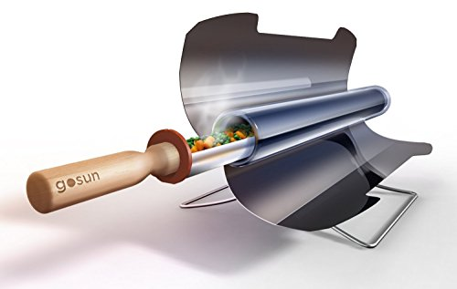 GoSun Stove, Sport Edition, Portable, High Efficiency Solar Cooker – World's First Easy-to-Use Portable Solar Oven