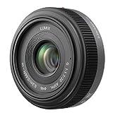 Panasonic LUMIX G 20mm f/1.7 Aspherical Pancake Lens for Micro Four Thirds  ....