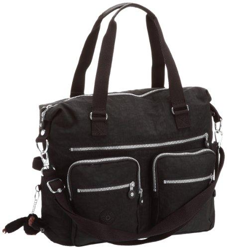 Kipling Women's Erasto Shoulder Bag Black K13543900