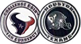 NFL Houston Texans Challenge Coin Poker Card Cover at Amazon.com