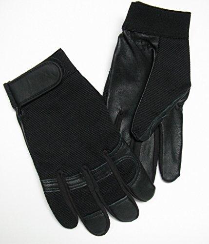 Red Steer Gloves : Red steer m hybrid goatskin work general purpose