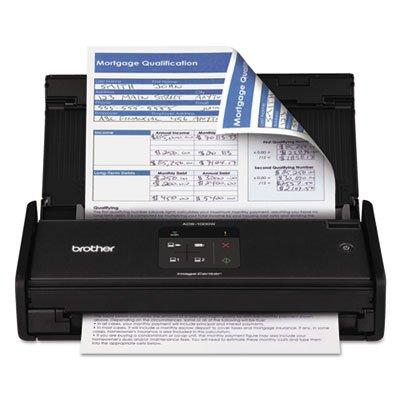 ADS1000W Wireless Compact Scanner, 600 x 600 dpi, 20 Sheet Automatic Feeder