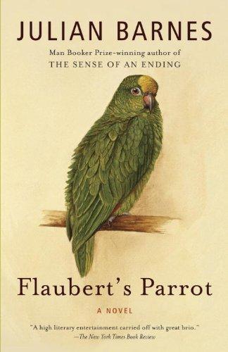 Image of Flaubert's Parrot