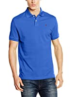 Hackett London Polo Tailored Logo (Azul Tinta)