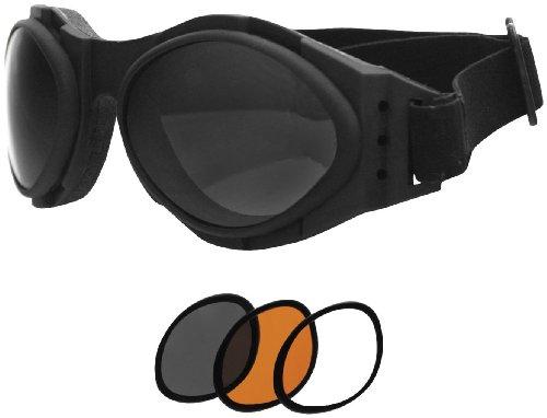 Bobster Eyewear Bugeye Ii Interchangeable Goggle Ba2C31Ac