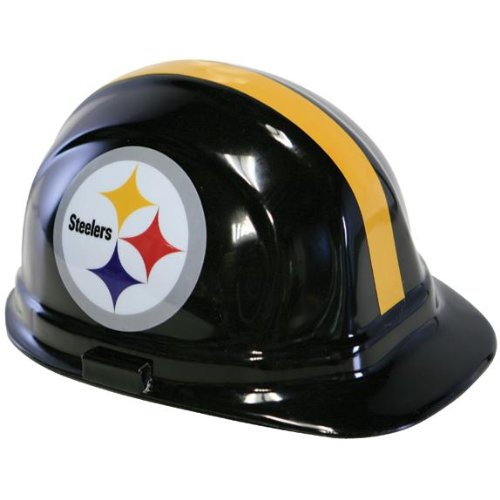 Buy Pittsburgh Steelers - Logo Hard Hat NFL Pro Football Now f9e27857e