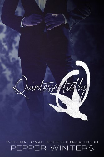 Quintessentially Q (Monsters in the Dark #2) by Pepper Winters