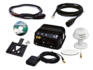 WxWorx MSWWR10E WR-10 XM WX Weather Data Receiver Bundle with Ethernet and WxWorx on... by Baron Services, Inc.